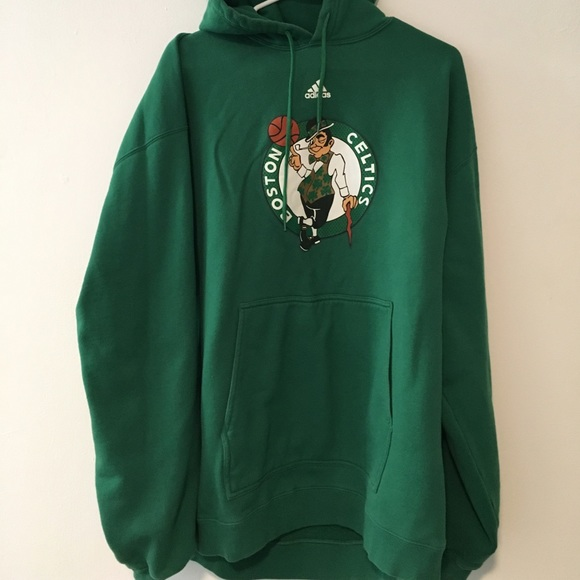 f5d342096 adidas Other - Super Clean Boston Celtics Adidas Hoodie